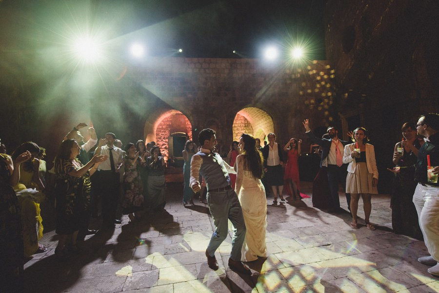 Fort Lovrijenac Dubrovnik wedding photographer
