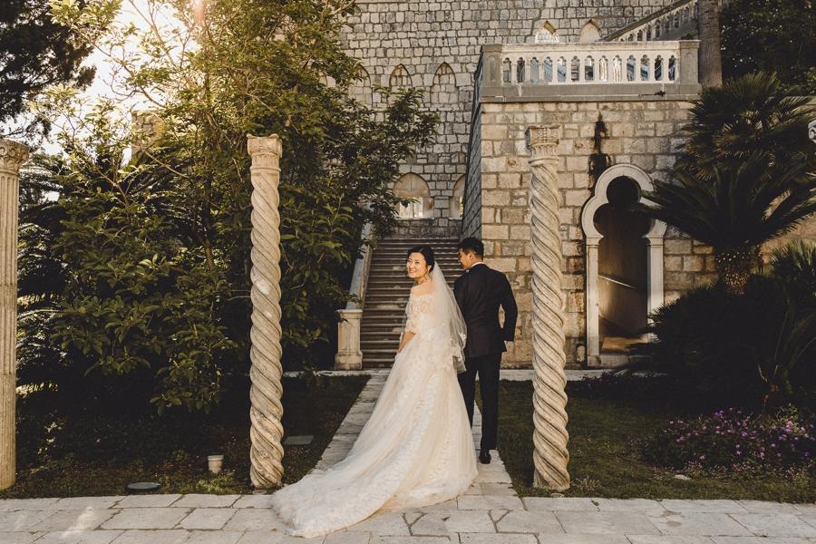 Villa Sheherezade Dubrovnik Wedding